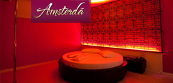 Suítes com Pole Dance - Amsterdã