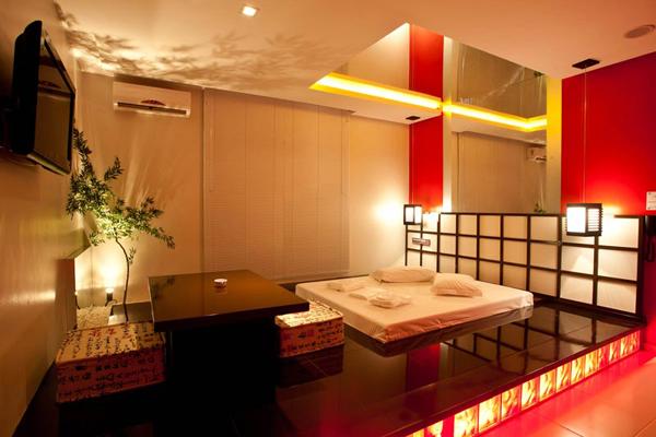 Suíte Tóquio Motel Passione