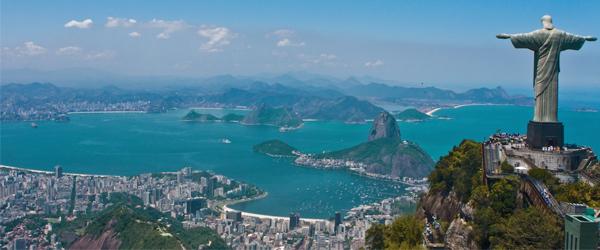 O amor no Rio de Janeiro: a cidade maravilhosa!