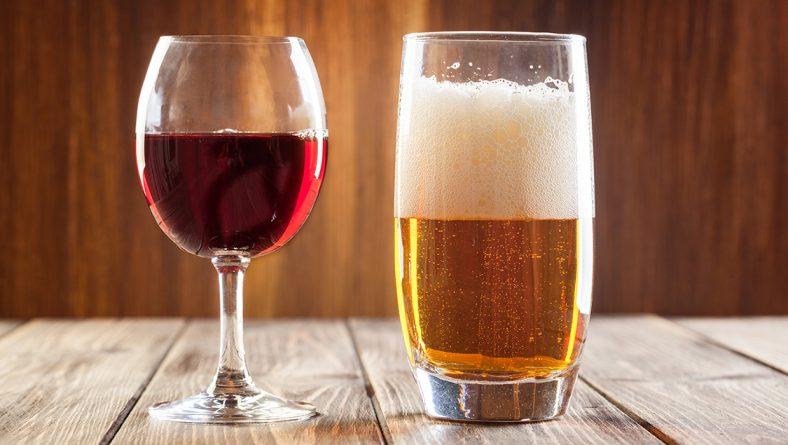 Cerveja ou Vinho: Faça sua escolha