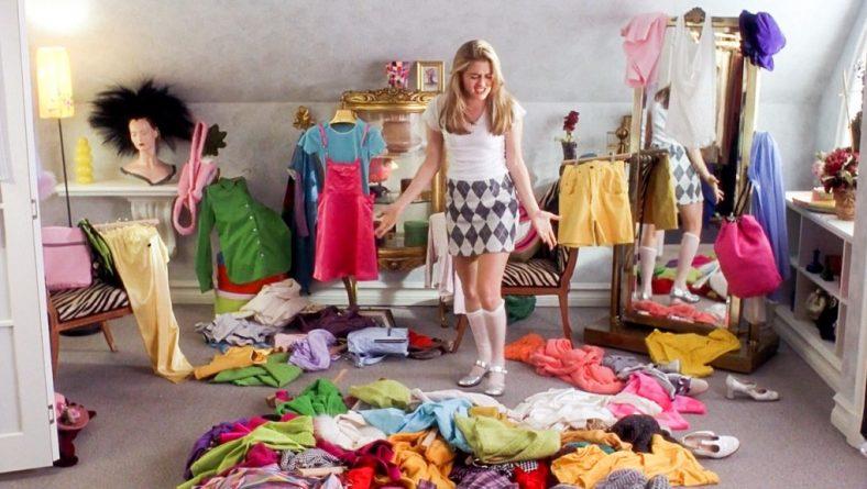 Guarda-roupa mais enxuto: menos é mais